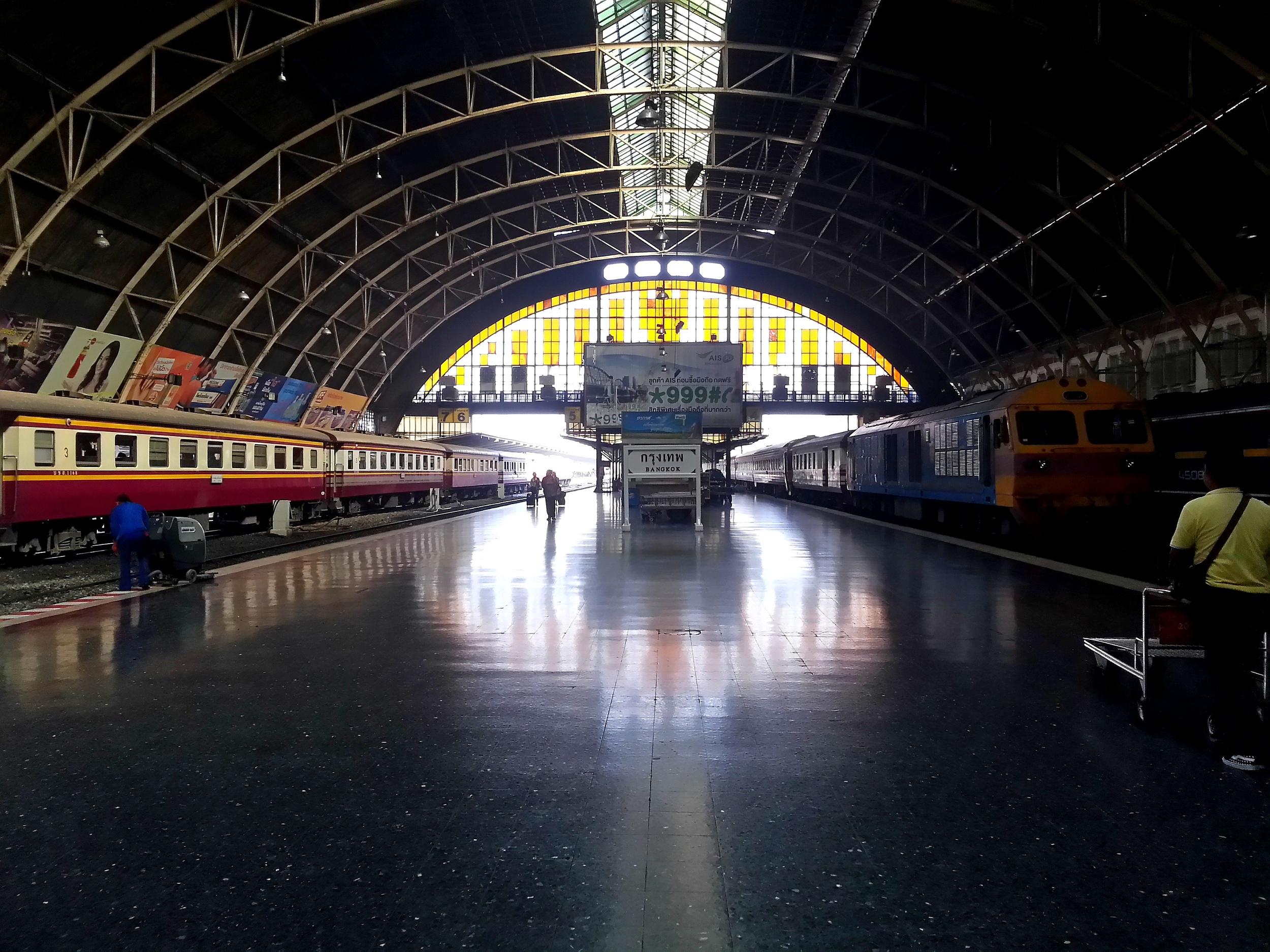 Bangkok Station Train Thailand.jpg