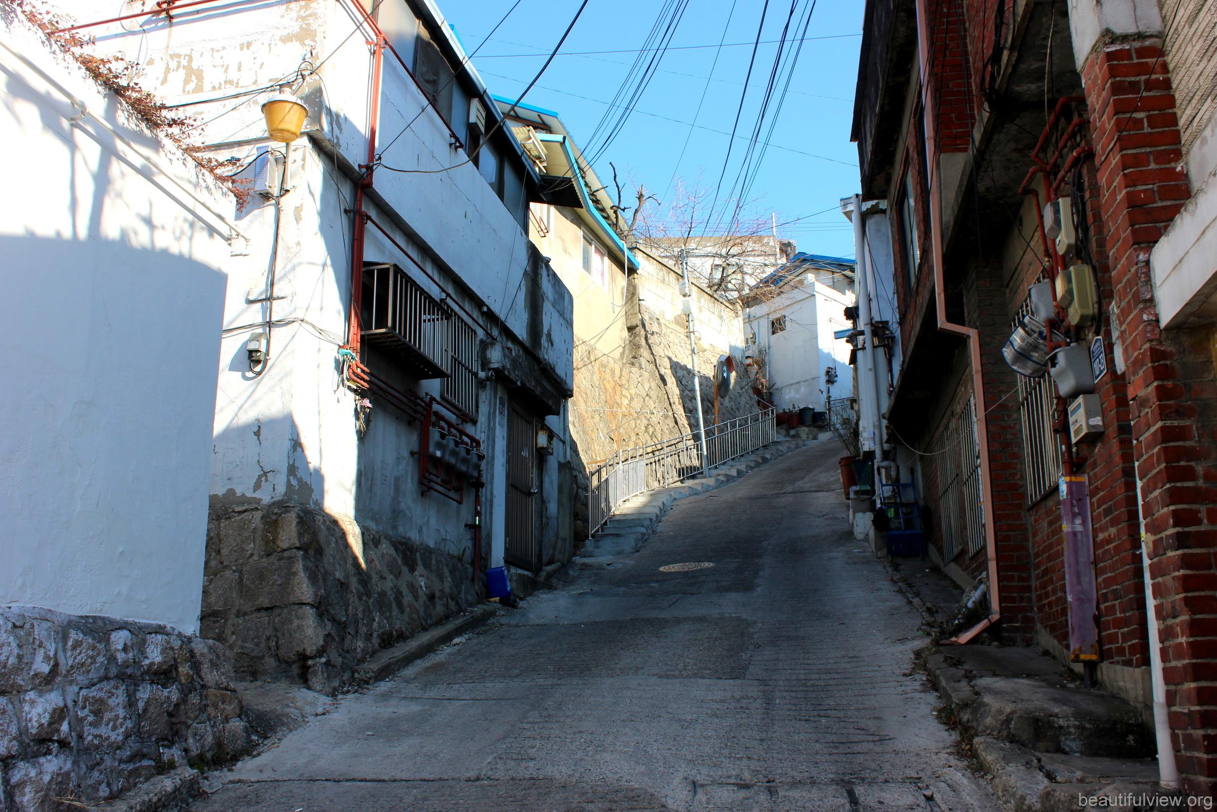 Dem steep hills :O