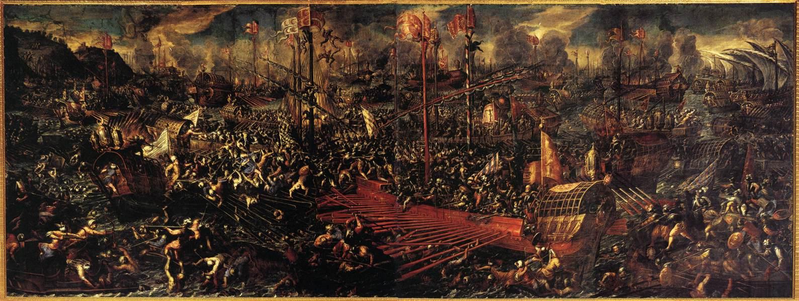 """1571 İnebahtı (Lepanto) Savaşı. Sokullu Mehmet Paşa, Venedik elçisine, """"Biz Kıbrıs'ı alarak kolunuzu kestik, siz ise İnebahtı'da sakalımızı"""" der. Elçiyse donanmanın bir sakal gibi yeniden çıkacağına ama Lepanto'da ölen tecrübeli denizcilerin yenilerinin yetişmesinin zor olduğuna işaret eder, adam gibi analoji yapılmasını ister. Sokullu cevaben """"Lepanto değil İnebahtı"""" der, ve güreşe tutuşurlar. kaynak:TRUEhiSTORYbro.com"""