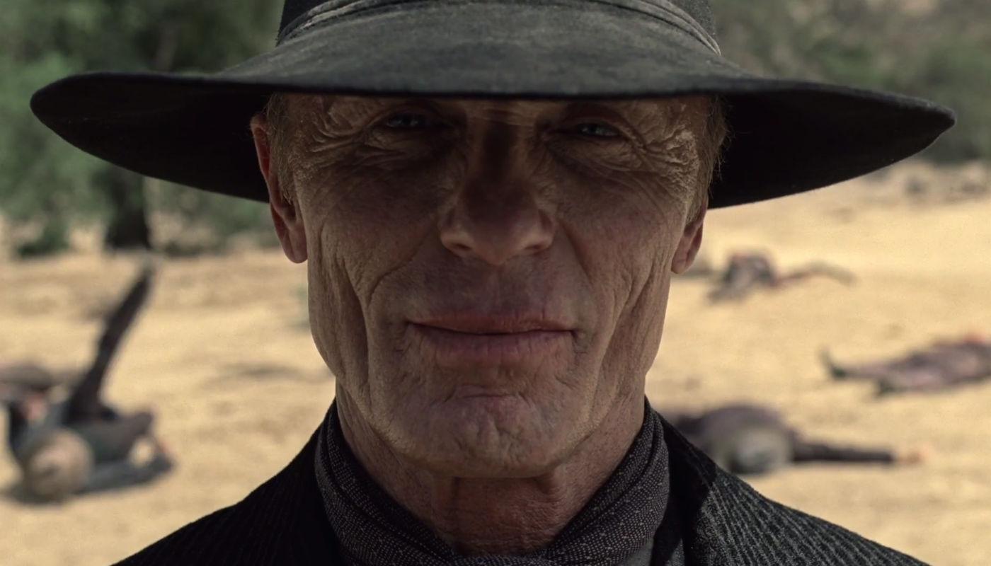 Evet, Ed Harris. Her filmde bu adam var, sendikayı kendine bağlamış resmen.