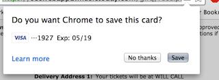 """Chrome'un bu mesajında """"Fuck No!"""" diye üçüncü bir seçenek olmalı."""