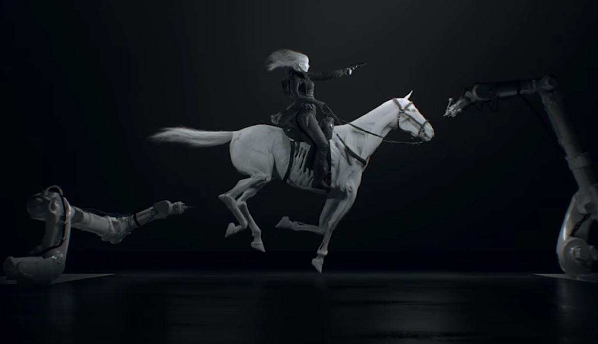 Westworld 1 - Ergen Gibi Dizi İzlemeyin