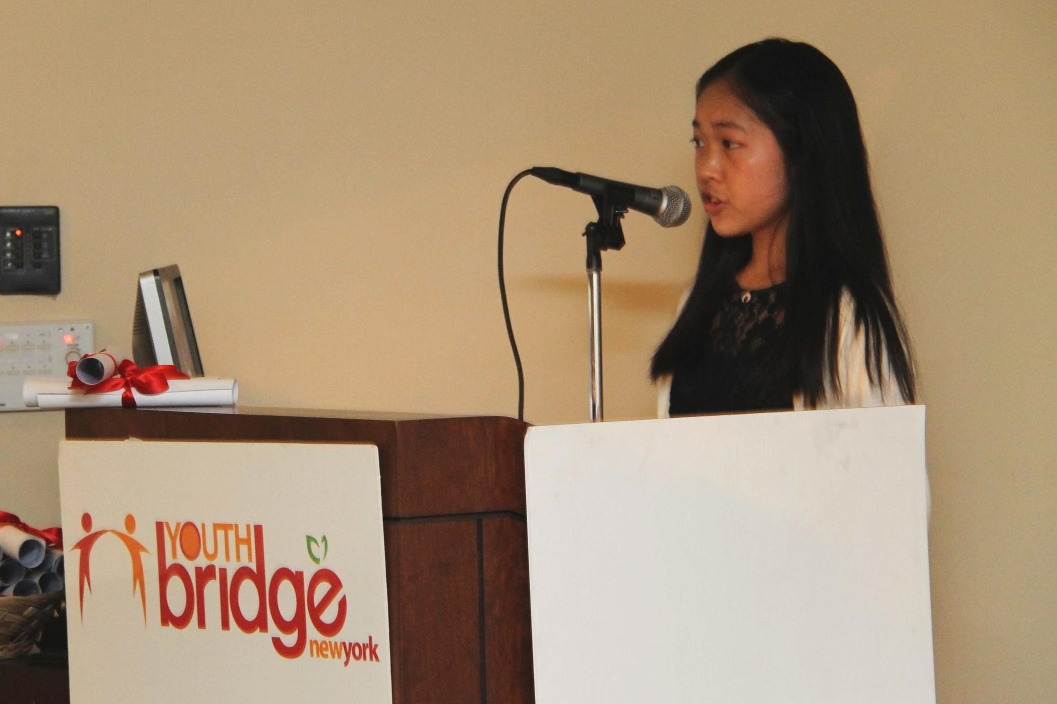 Jocelyn Tang is a graduating senior at Stuyvesant High School.