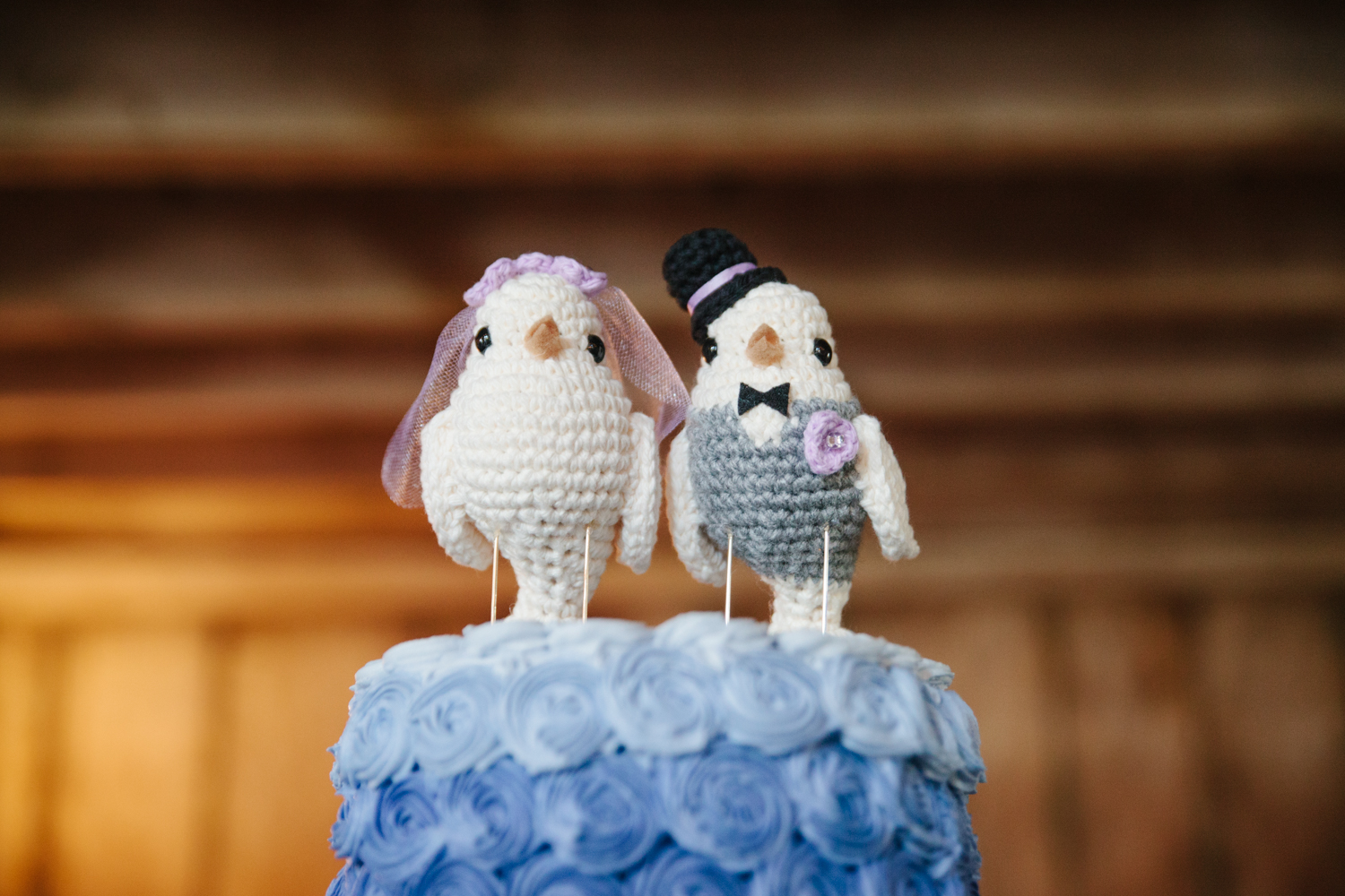 I just loved this cake topper.
