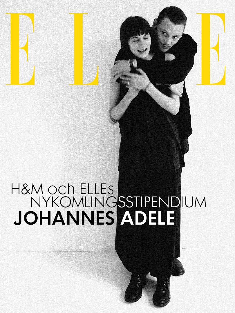 IN 2017 JOHANNES ADELE HAS WON THE ELLE SWEDEN BEST NEWCOMERS AWARD AND THE SWEDISH FASHION TALENT COMPETITION -