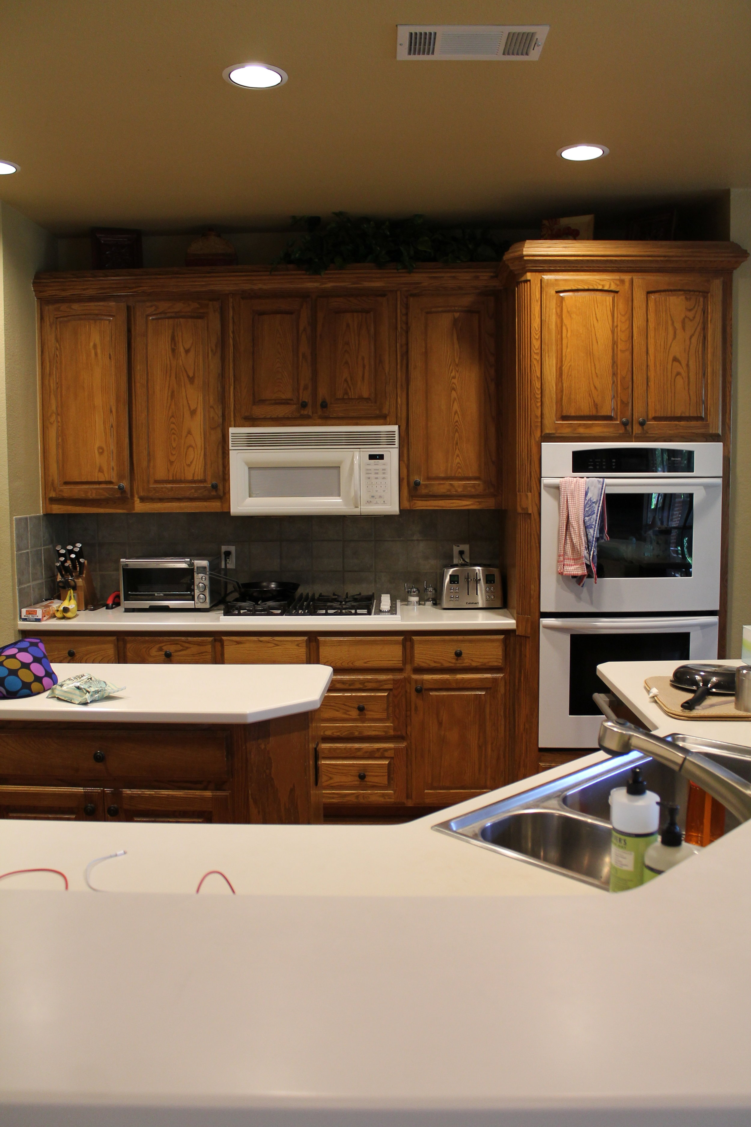 Southlake Kitchen Before and After.JPG