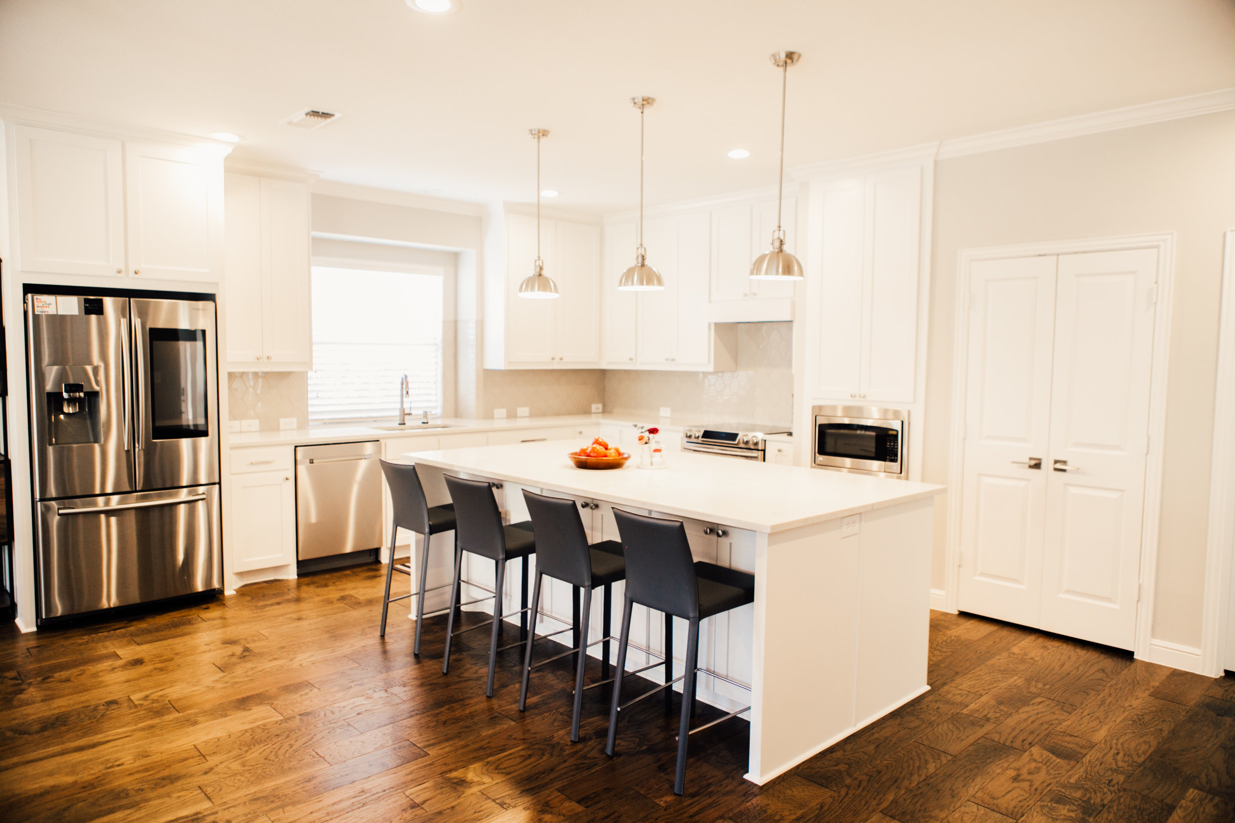Modern Kitchen General Contractor