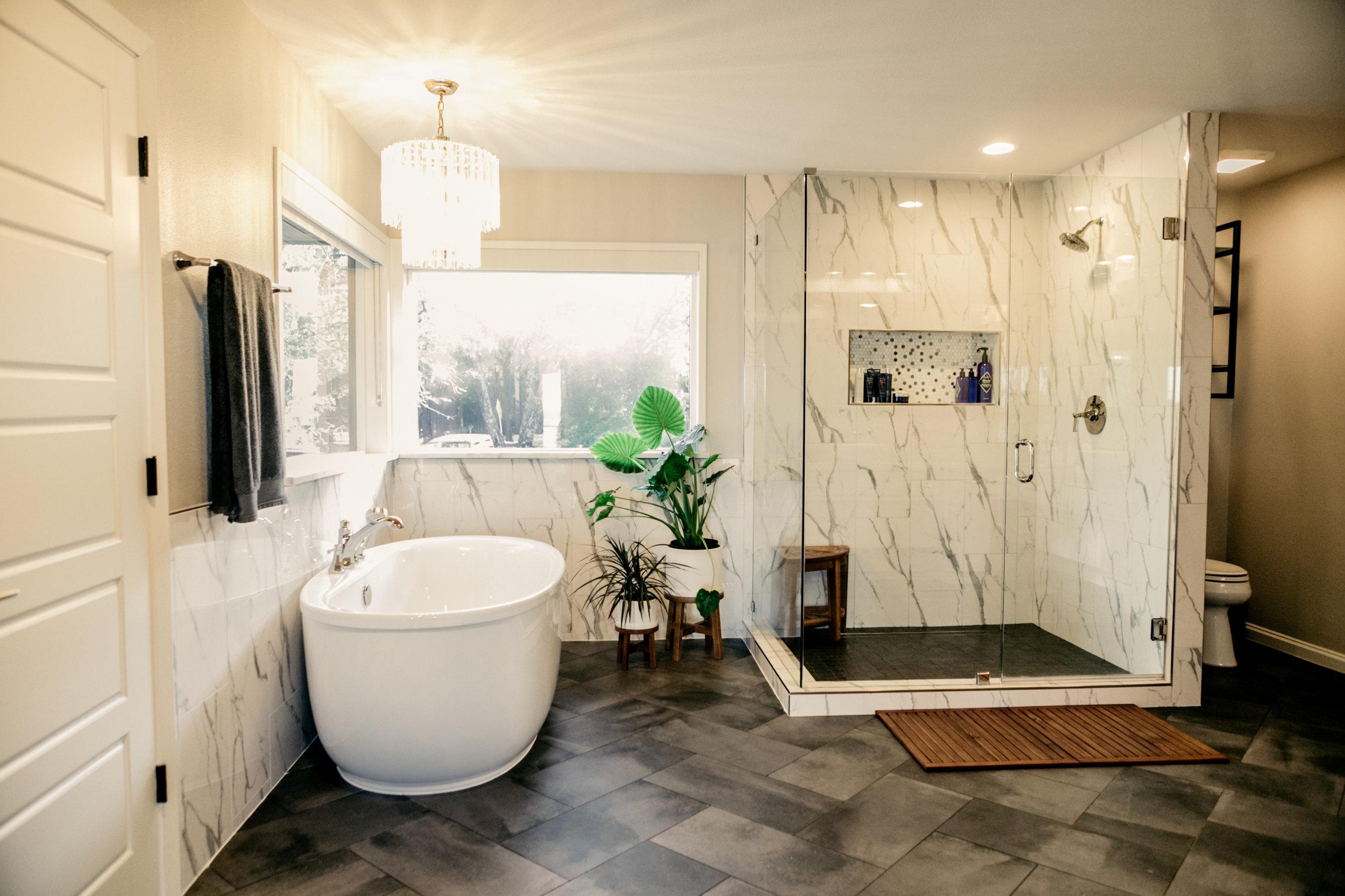 Best Master Bath Remodel