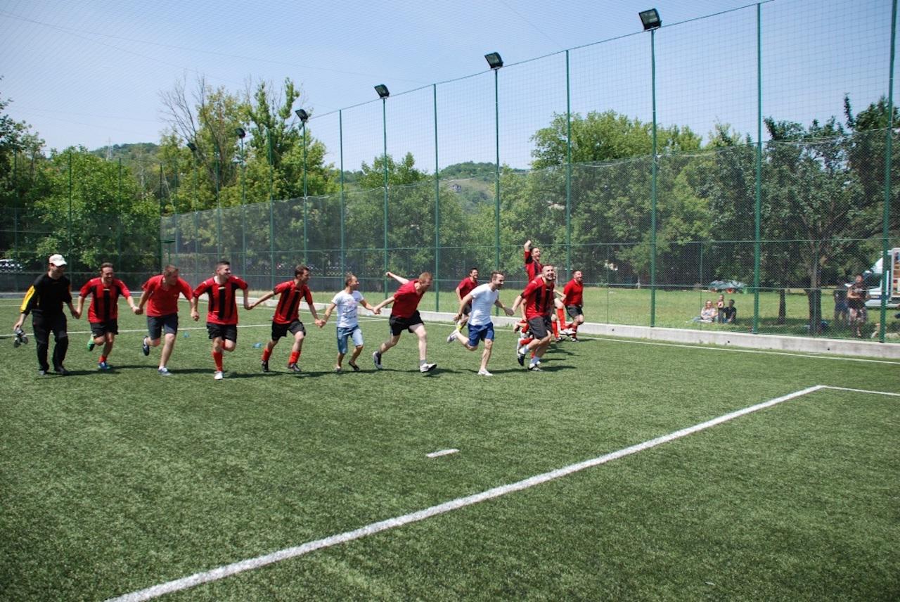 campionat fotbal sinteti cluj