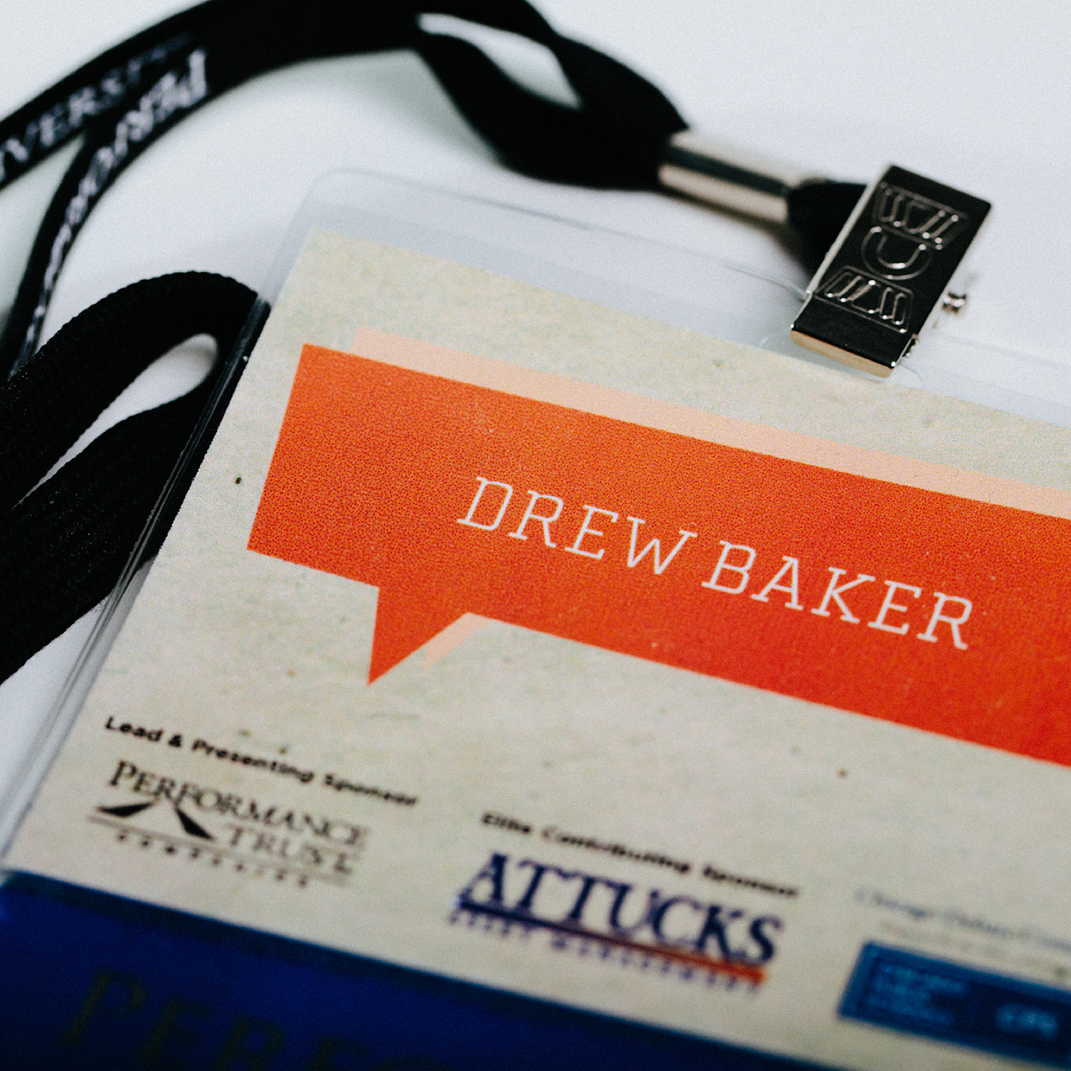 Event Nametag