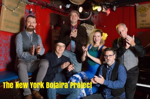 The New York Bojaira Project, - plays an original and engaging fusion, blending jazz improvisation with the excitement of flamenco rhythms, dance and singing to create a powerful combination of energy and subtlety on stage, taking audiences on a fascinating multi-cultural excursion.Performance Venues Include: Joe's Pub (New York, NY), Terraza 7 (Queens, NY), Drom (New York, NY), Planeta (New York, NY)
