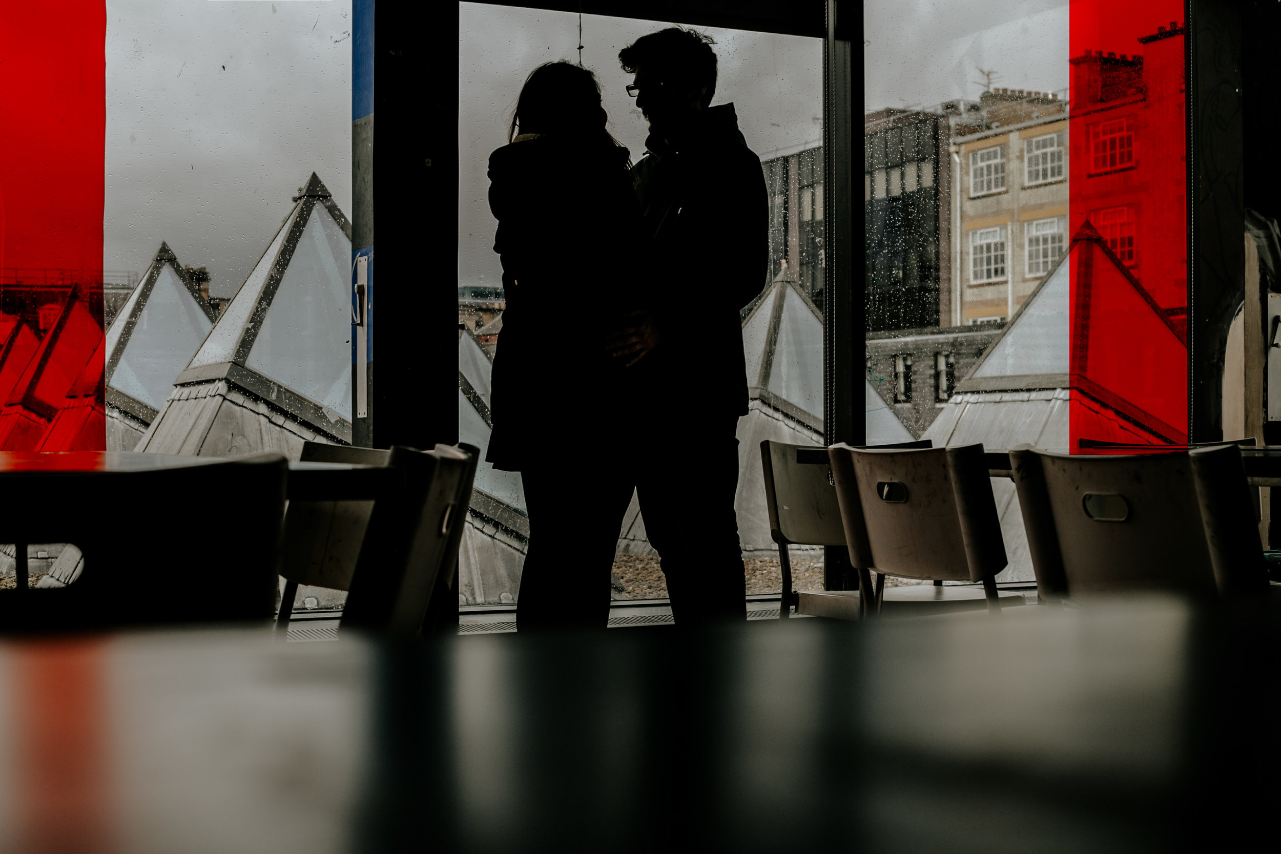 Impromptu couple's session in our recent trip to Glasgow, UK.