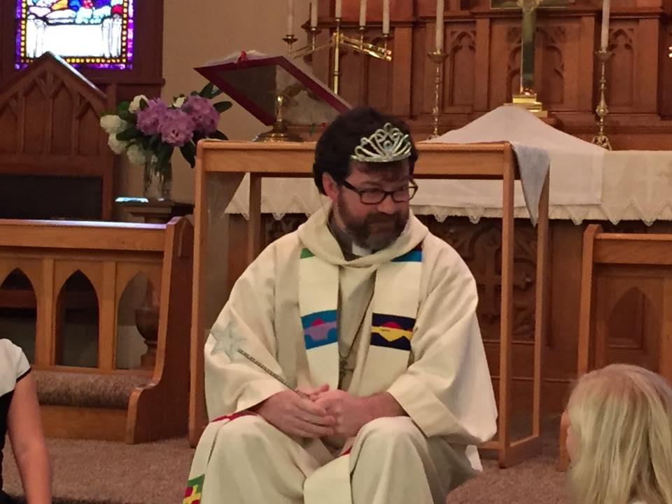 John W. Stevens - Pastor