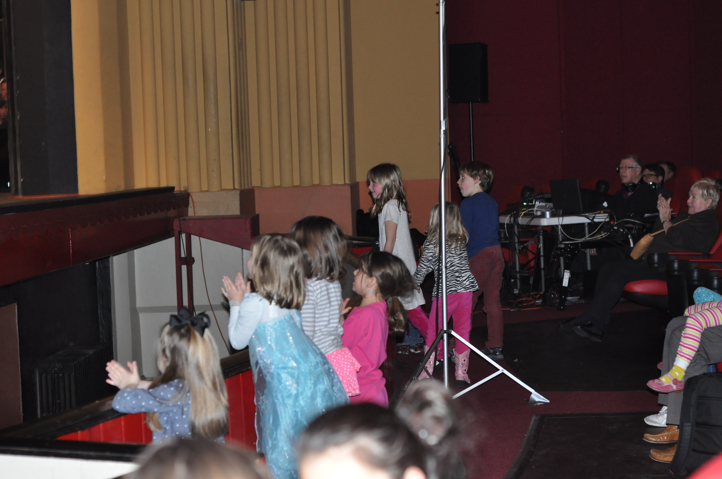 Let it Go singers from the audience 1.jpg