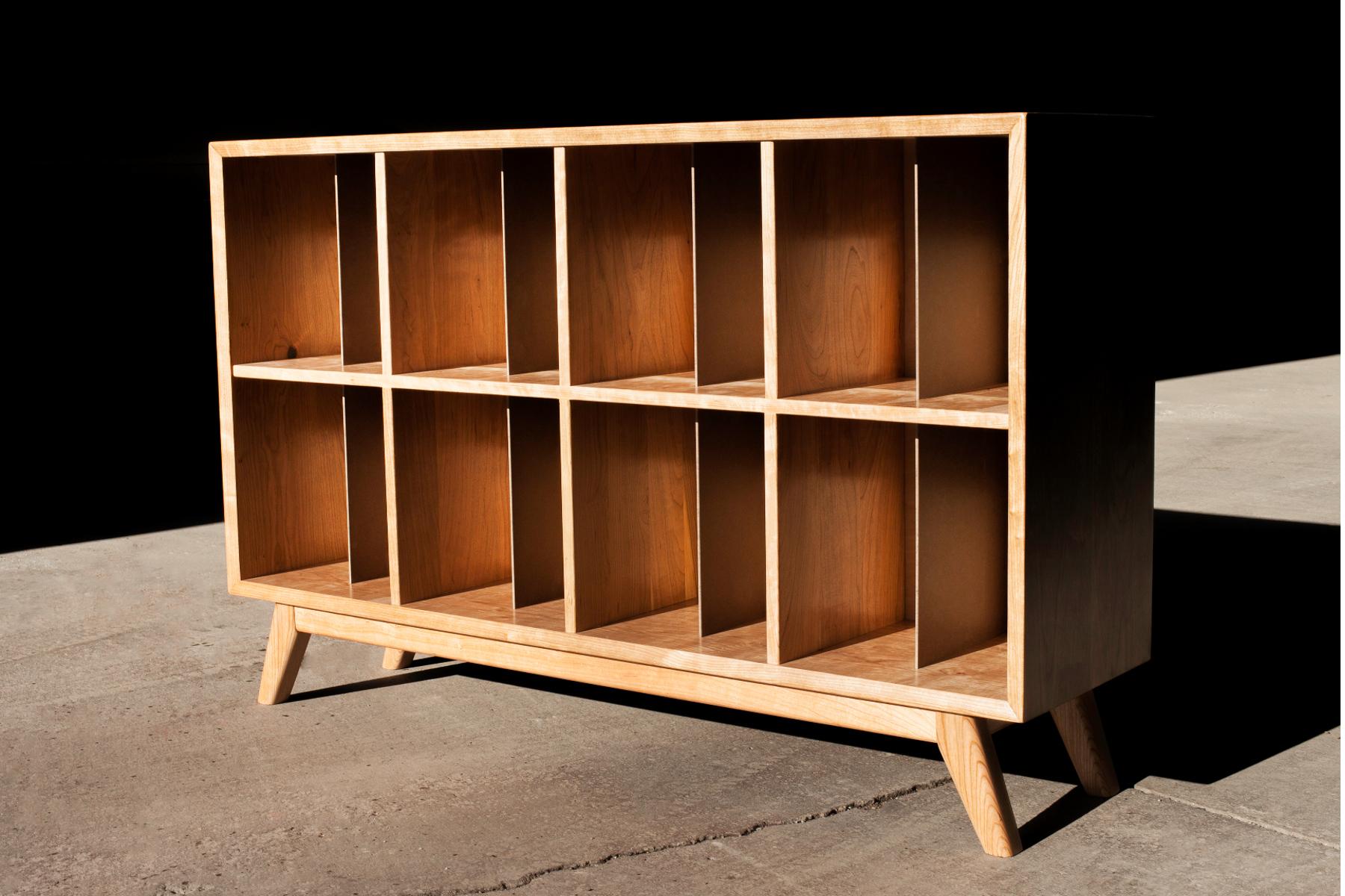 Baumann Record Cabinet