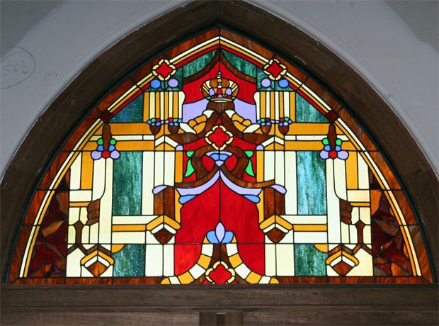 Steve Sample 2: Denver Stained Glass Specialist