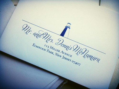 Addressing the Guests - Guests rely on how the mailing envelope is addressed to determine who's invited
