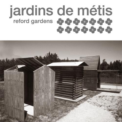 JARDINS DE MÉTIS reford gardens - Lauréat: La Cabane Idéale