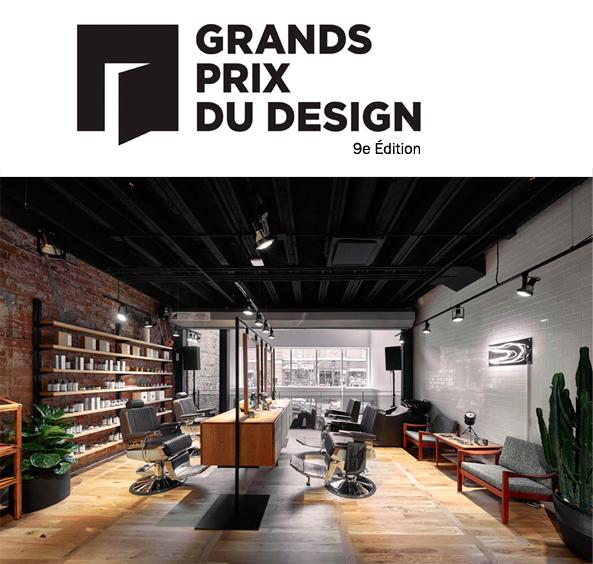 GRANDS PRIX DU DESIGN 9e ÉDITION 2016 - Lauréat: Frank & Oak