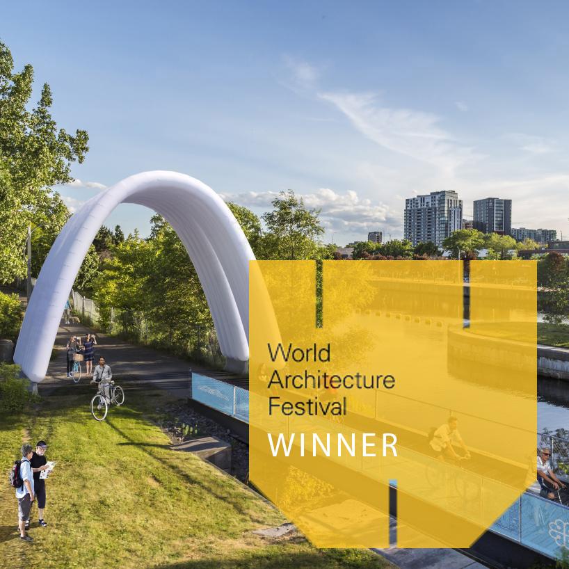 WORLD ARCHITECTURE FESTIVAL 2018 - Experimental Future Projects  :  IMAGO