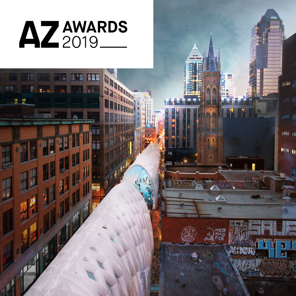 AZ AWARDS 2019 - Finalist: IMAGO