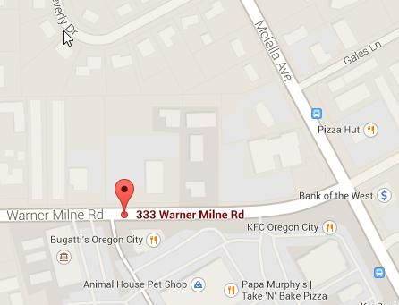 333 Warner Milne RD. Suite A Oregon City, OR 97045