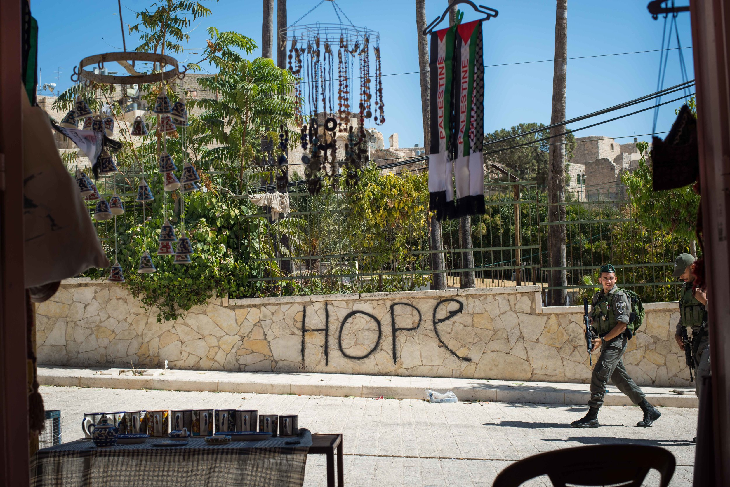 Daily View, Hebron, West Bank, Palestine