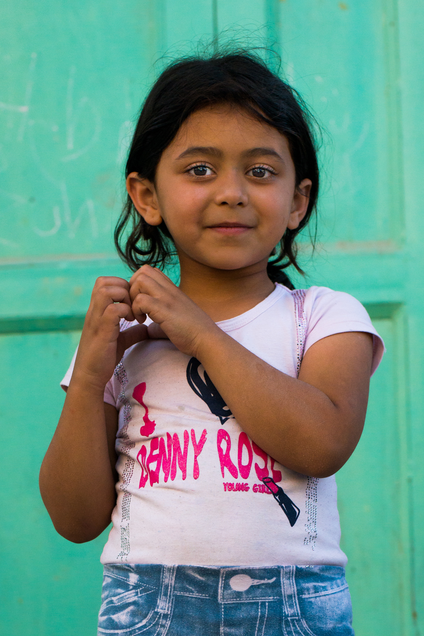 She Gave Me Her Heart, Al Aroub Refugee Camp, West Bank, Palestine