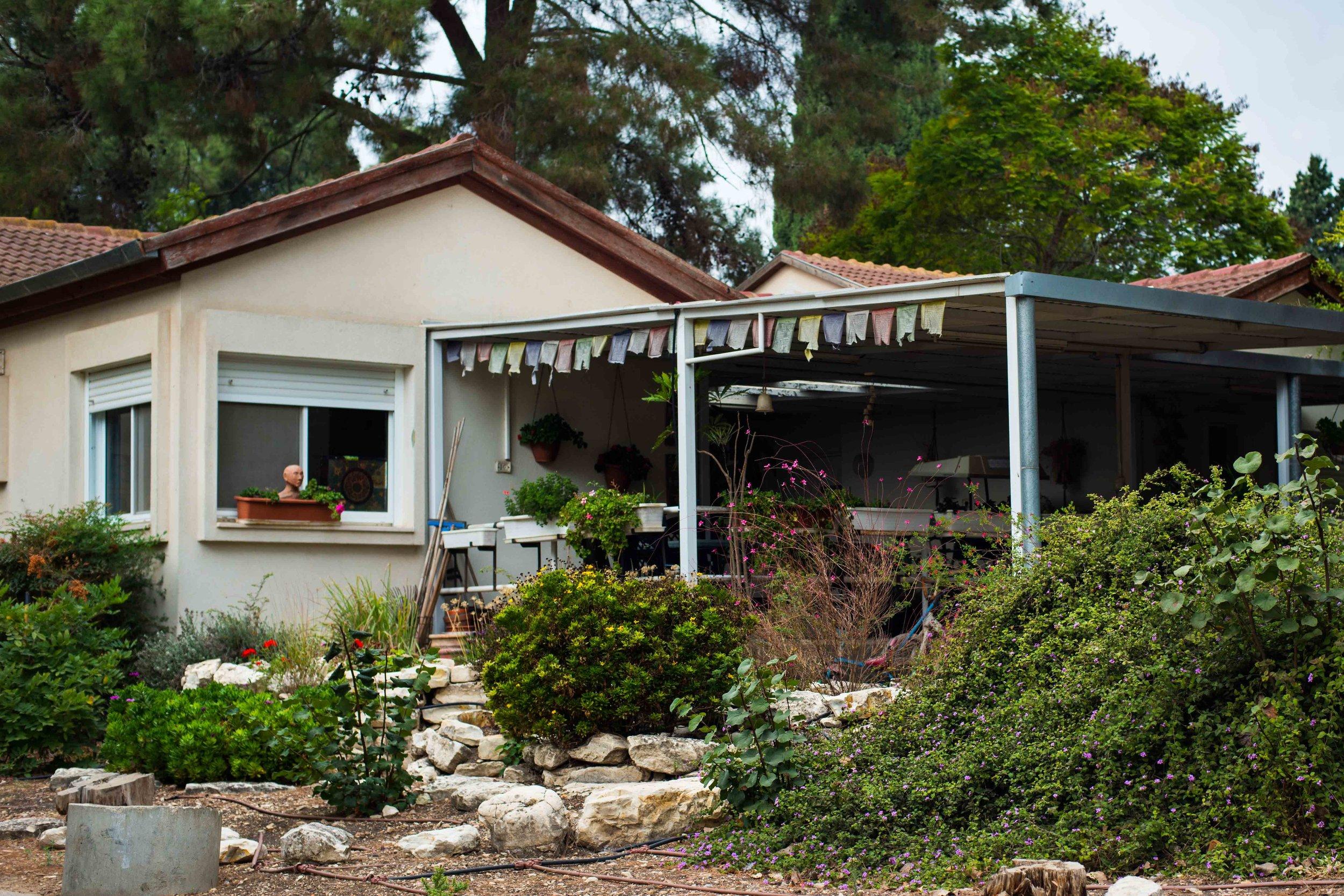 A home in Ein-HaShofet, Israel