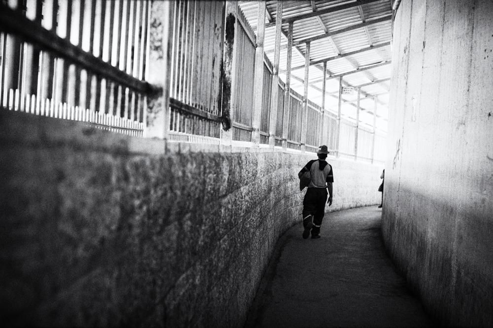 """""""Checkpoint 300""""- Bethlehem, Palestine, 2011"""