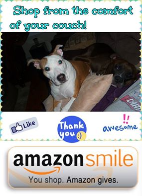Need to do some shopping at Amazon? Shop from Amazon Smile to support Kane's Krusade and we will receive a donation -- you shop, Amazon gives!  Thank you, Krusaders!   smile.amazon.com