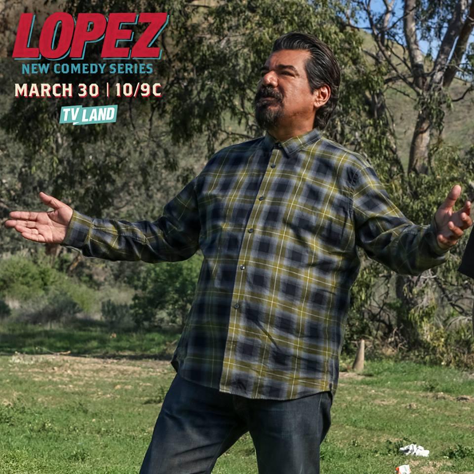 George Lopez on TV Land