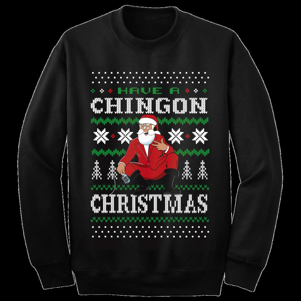 Chingon Christmas Holiday Sweater