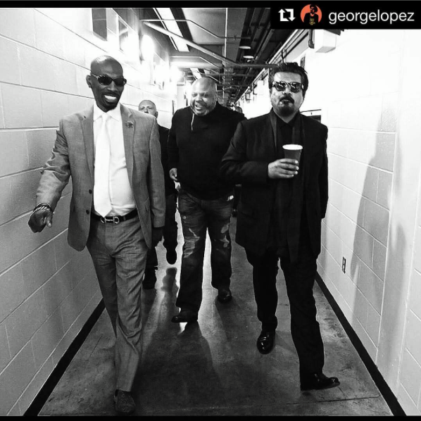Charlie Murphy & George Lopez