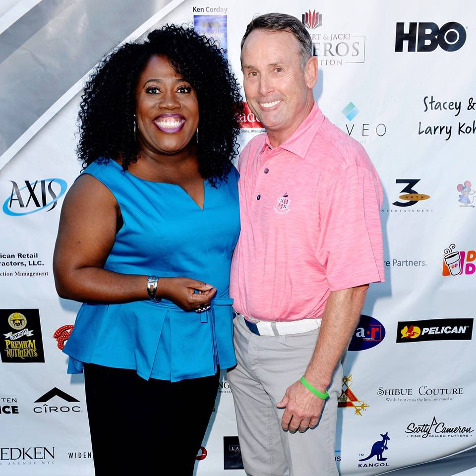 Sheryl Underwood at the 10th Anniversary George Lopez Celebrity Golf Classic