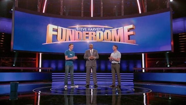 Steve Harvey's Funderdome for Hangomatic