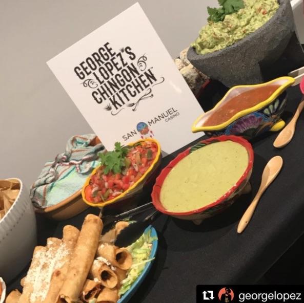 Chingon Kitchen George Lopez
