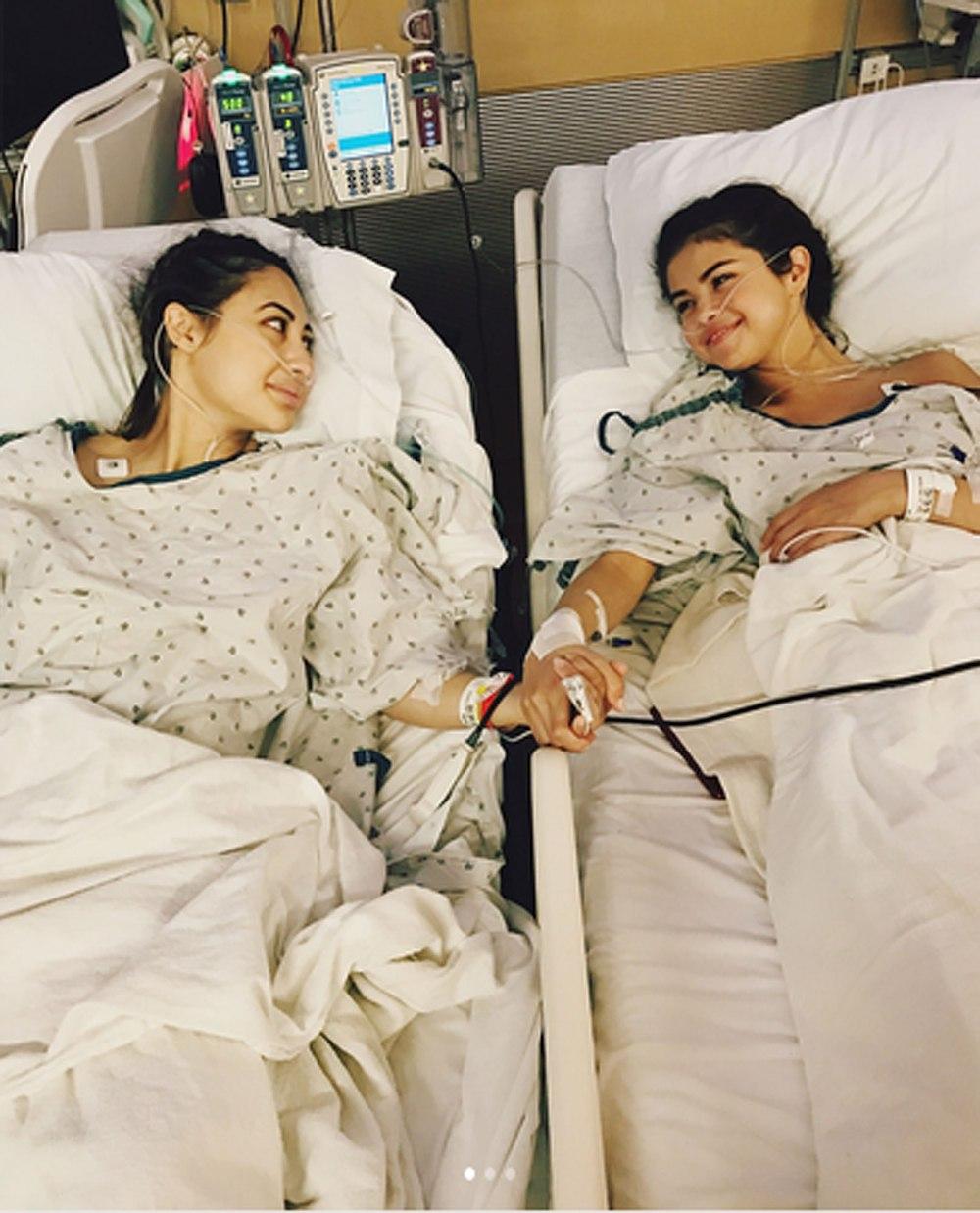 Raising Awarenesss Selena Gomez & Francia Raisa.jpg