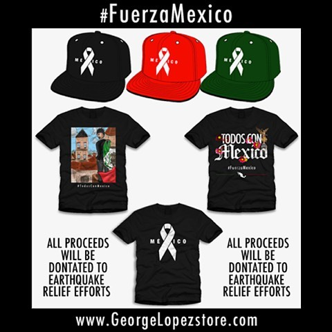 #FuerzMexico Earthquake Relief Efforts