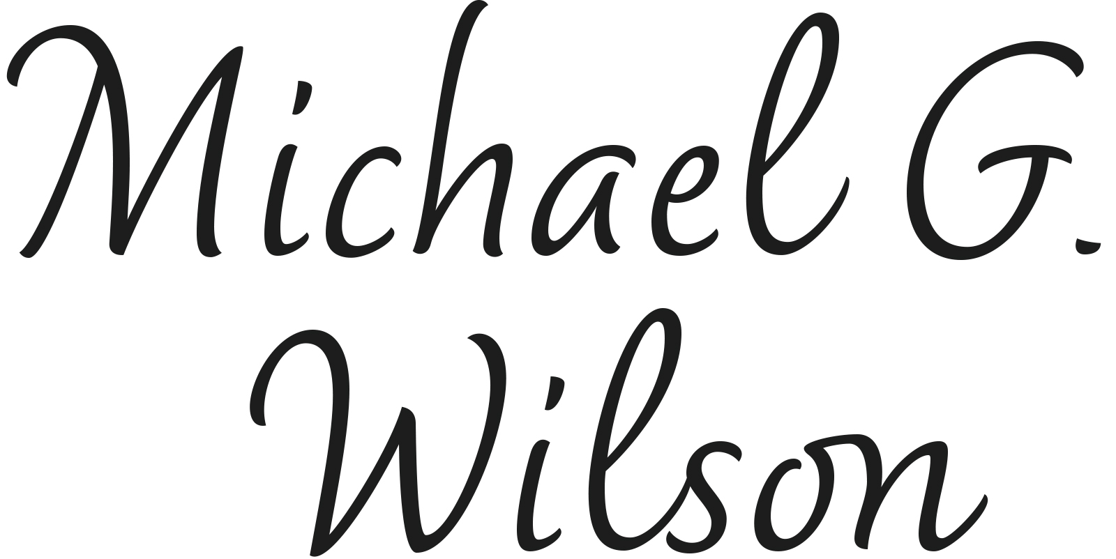 Michael G. Wilson Co-Sponsor for George Lopez Celebrity Golf Classic