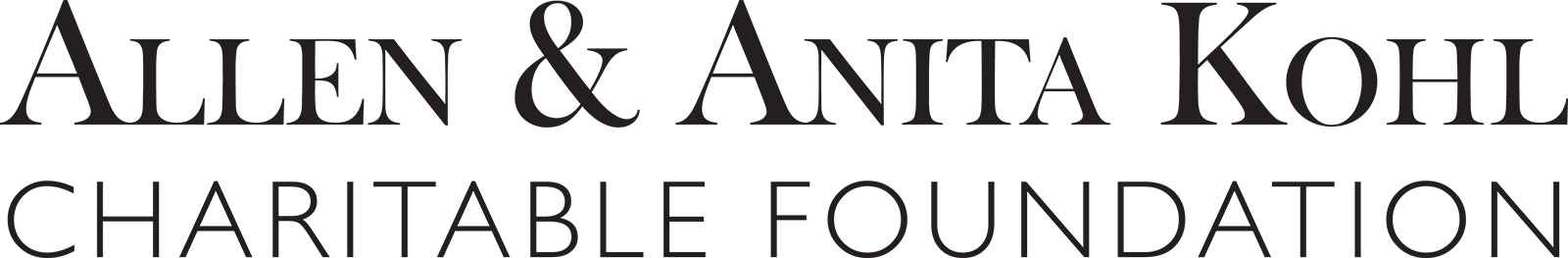 Allen and Anita Kohl Charitable Foundation Sponsor for George Lopez Celebrity Golf Classic