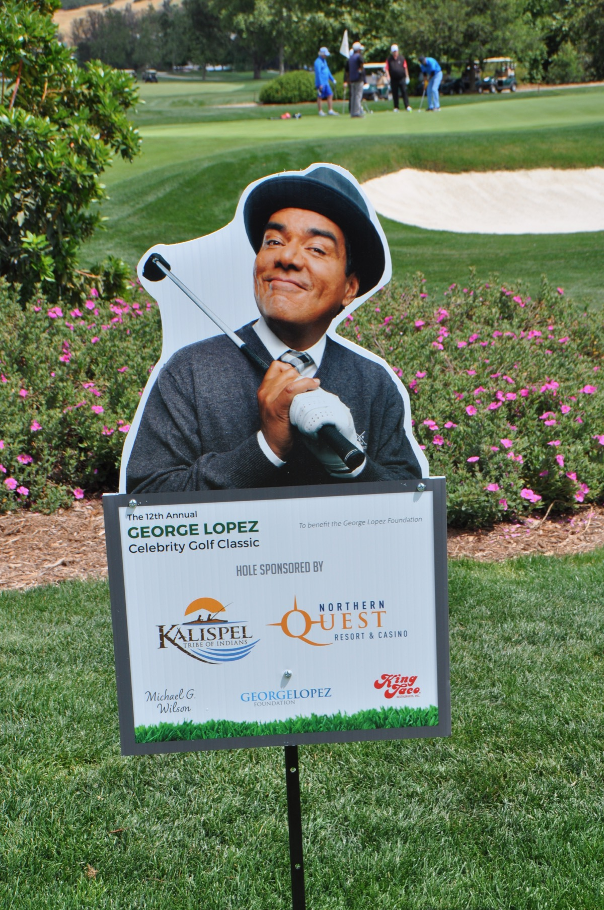 12th Annual George Lopez Celebrity Golf Classic Photos - 109.jpg