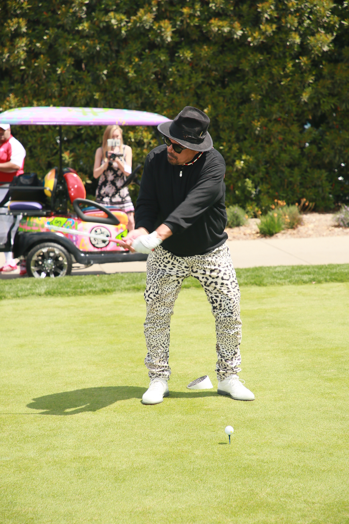 Team Photos at the 12th Annual George Lopez Celebrity Golf Classic - 5.jpg
