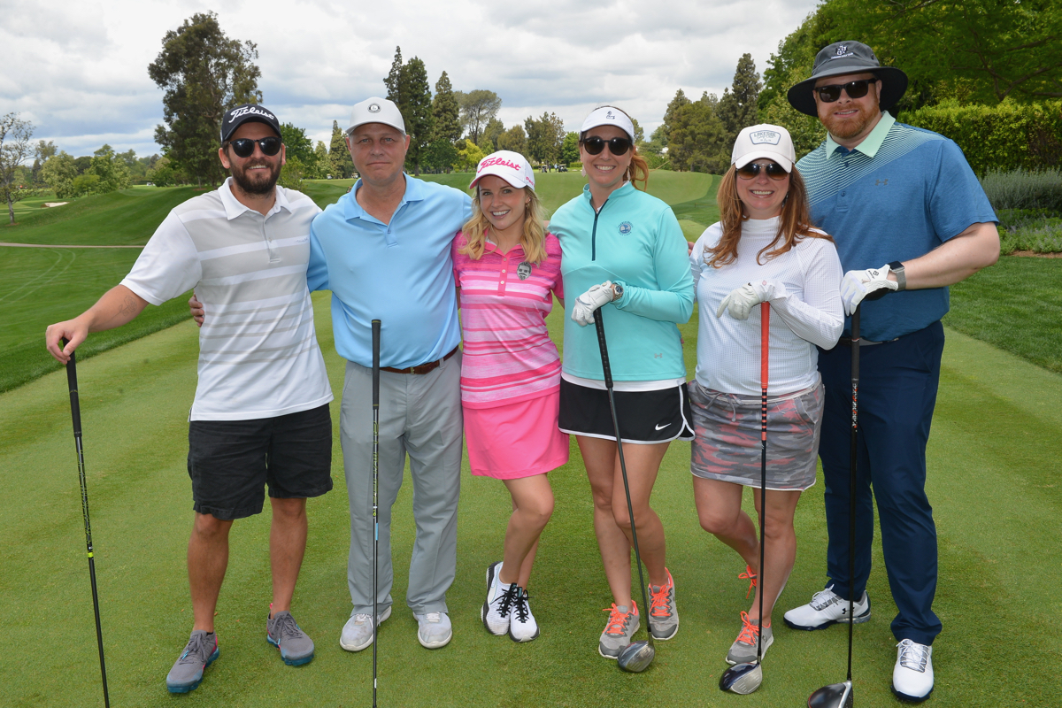 Team Photos at the 12th Annual George Lopez Celebrity Golf Classic - 15.jpg
