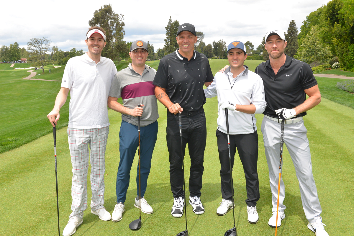 Team Photos at the 12th Annual George Lopez Celebrity Golf Classic - 17.jpg