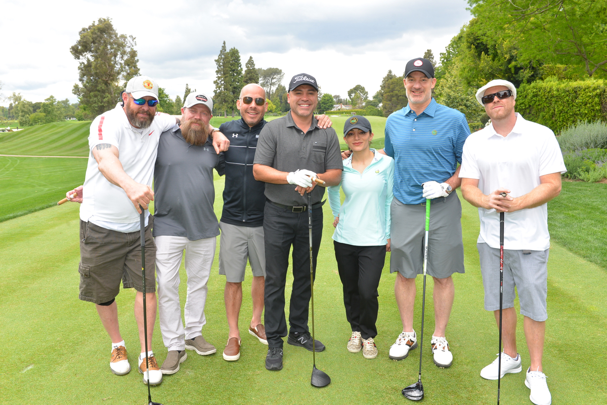Team Photos at the 12th Annual George Lopez Celebrity Golf Classic - 43.jpg