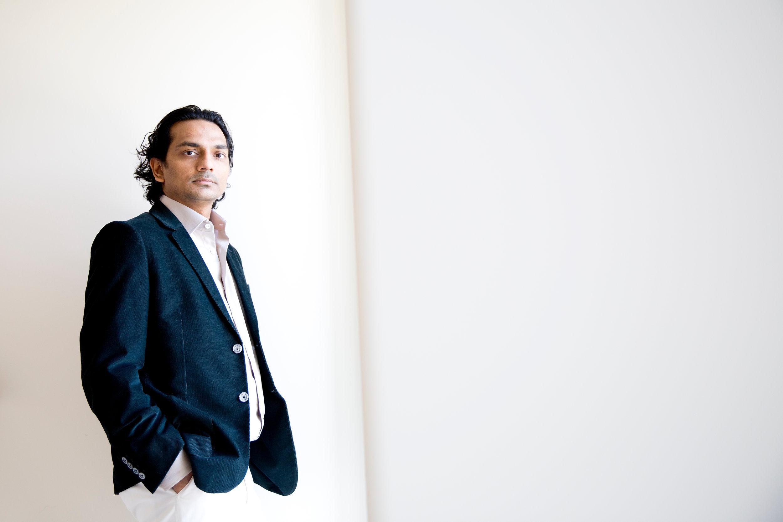 Billionaire and serial entrepreneur Divyank Turakhia.