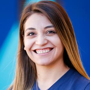 Ruby López, Maestra de Español – Grado 7