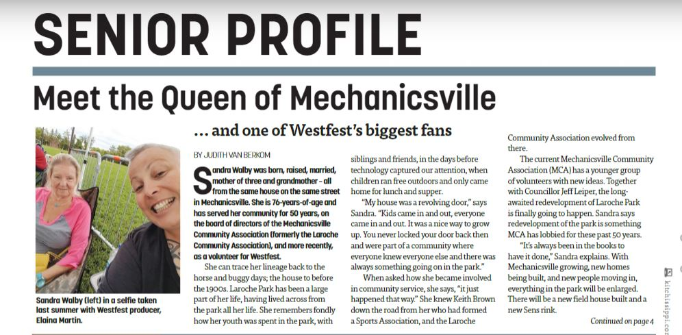 Queen of Mechanicsville page 2 March 2019.JPG