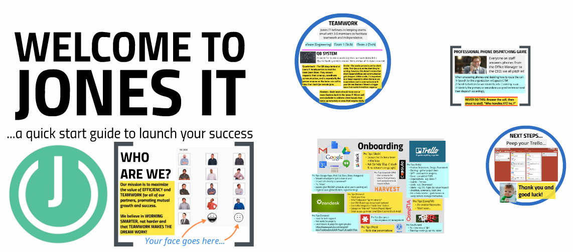 A sample of Prezi in action